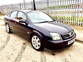 Vauxhall vectra active 1.8 spares or repair long mot