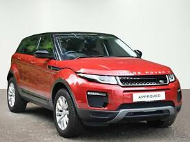 Land Rover Range Rover Evoque TD4 SE TECH (red) 2016-03-26