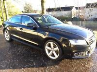 2011 Audi A5 2.0 TDI S Line Sportback (TURBO DIESEL)eg 530 mondeo passat a6 a7 insignia bmw golf A4