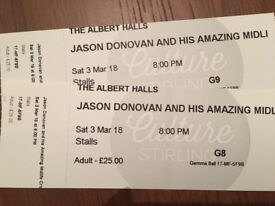 Jason Donovan & His Midlife Crisis Show