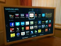 22in Samsung smart LED TV Wi-Fi FREEVIEW HD