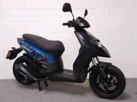 2015 PIAGGIO TYPHOON 125 ONE OWNER LOW MILEAGE