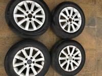 Alloys Wheels 5 x 112 - VW Golf / Audi A3