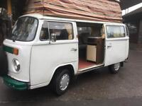 Volkswagen camper van bay window super Viking bargain