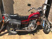 Honda CM125 2003 (import) Low mileage