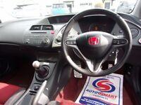 HONDA CIVIC 2.0 i-VTEC Type R GT Hatchback 3dr (black) 2010
