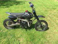 Pit bike yx140 stomp NEEDS TO GO OFFER ME PRICE