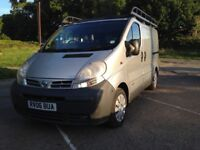 Nissan Primastar van, great condition, well looked after, looking for a new owner!