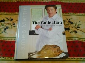 James Martin the collection ( with 300 classic recipes)