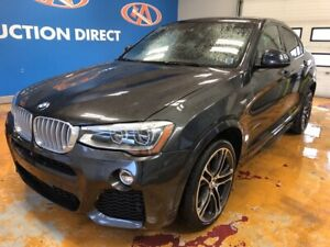 2016 BMW X4 xDrive28i 'M' PACK! HEATED POWER LEATHER/ NAVI/ S...