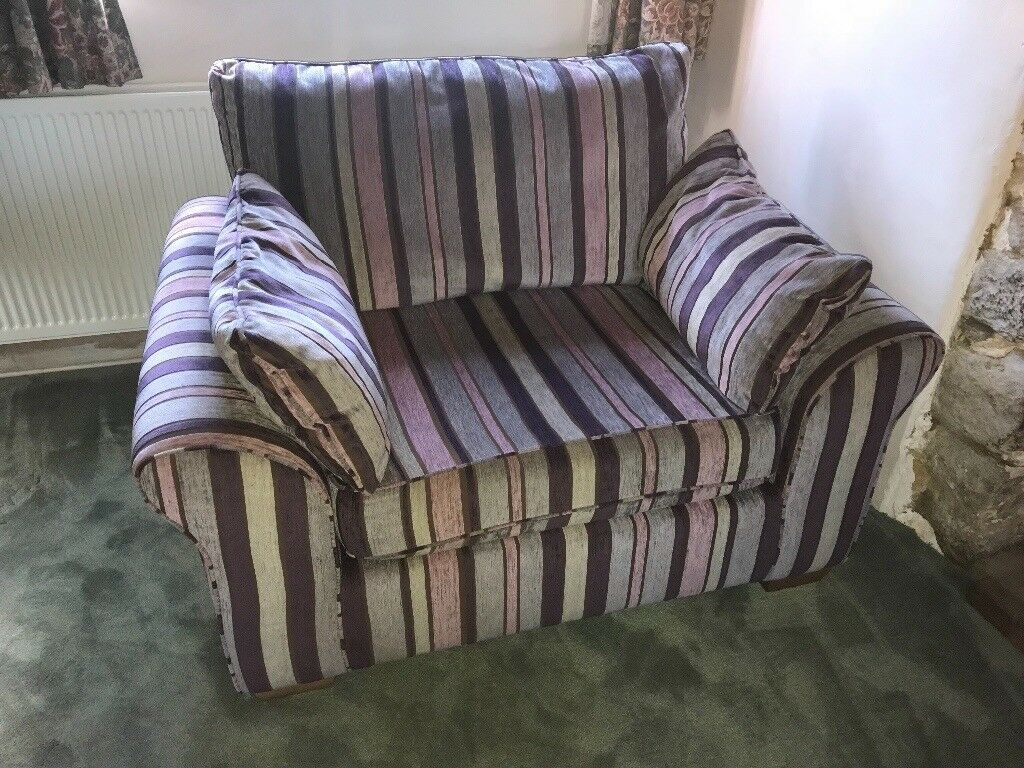 Purple Next Snuggle Seat Seats 2 In Maidstone Kent