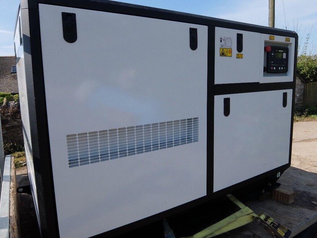 Caterpillar 60 KVA 3 Phase Generator