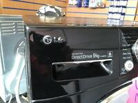Washing Machine lg direct drive 9kg