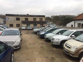 Car sales yard to let.In hertfodshire A1-j6from 15 to 160 cars