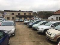 Car sales yard to let.In hertfodshire A1-j6.