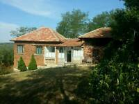 Cheap 6 month Bulgarian countryside house for rent, suit diggers, dreamers or writers :)