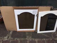 Kitchen Doors with hinges