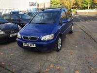 Vauxall zafira. 2.0 CDTI diesel