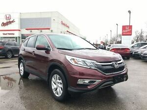 2016 Honda CR-V SE | AWD | REAR CAM | CLEAN CARPROOF | ONLY 2,37