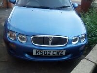 Rover 25 For Sale (Good Running Position)