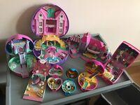 Polly Pocket Bundle 1989-1997