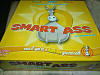 Smart Ass Board Game, Party Game, Brand New and Sealed