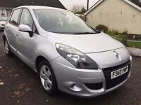 2010 Renault Scenic 1.5 dci **Long MOT**Cards Accepted**