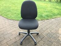 OFFICE CHAIR RECLINE UP AND DOWN GREY /BLACK