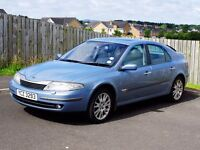 Renault Laguna Initiale – Full Leather, Heated Seat, 6 Disc CD Player – Luxury Bargain!
