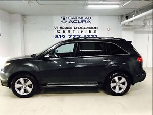 2013 Acura MDX TECH ACURA CANADA CERTIFIED PROGRAM 7 YEARS 130K