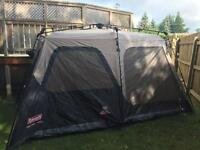 coleman instant 8 person tent *$100 off retail*