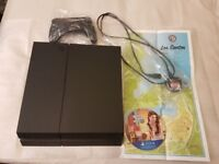 1 Tb ps4 with gta5 and map with controller