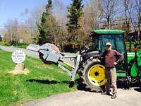 Tree Stump Grinding and Removal, Annapolis Valley