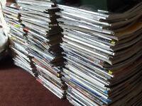 Guitarist Magazines and CD's