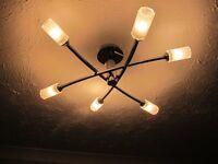 Two ceiling lights (Homebase)