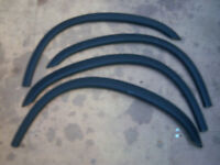 set 4 wheel arch trims fit vw t4