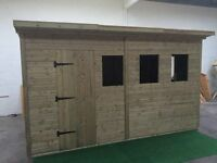 Custom made sheds and sumerhouse, any size made
