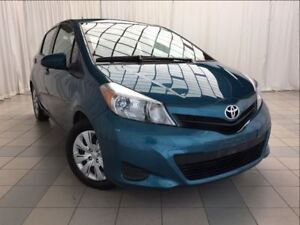 2014 Toyota Yaris LE: 1 Owner, Low Mileage.
