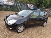 2002 Ford Fiesta 1.4 Ghia with low mileage and full service history