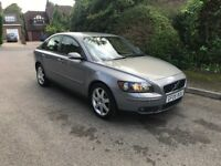 2005/05REG VOLVO S40 DIESEL - FULL LEATHER SEATS - HEATED SEATS - FULL HISTORY