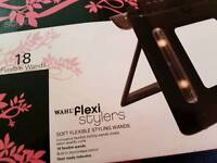 Wahl Flexi Stylers for curling hair
