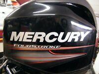 Four stroke Mercury 50hp