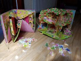 two fairy books/houses