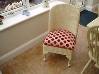 LLoyd Loom Nursing Chair