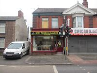HOT FOOD TAKEAWAY TO LET: CADISHEAD: REF: G8818