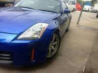 Nissan 350z GT REVUP Facelift