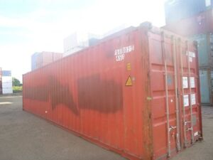 40ft High Cube containers for RENT @ $3.50 IN SYDNEY AREA Sydney Region Preview