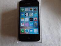Black iPhone 4s 32GB