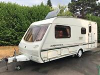 Abbey Expression 520L 2003 *motor mover* 4 berth
