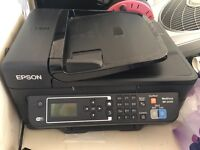 Epson Workforce WF-2630 Printer